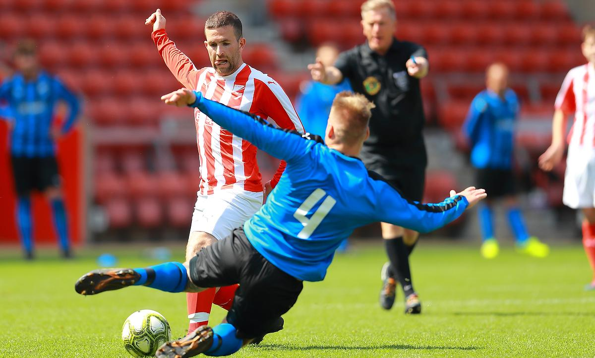 2019 Pub Cup Action - St Mary's, Southampton